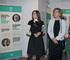 Mary de Dinamarca, a punto de cumplir 42 años, celebra el bicentenario de 'La Folkeskole'