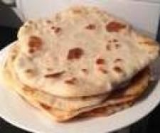 Recipe Naan Bread by aggie94 - Recipe of category Breads & rolls