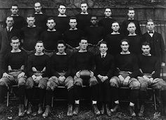Rutgers University and its neighbor, Princeton, played the first game of intercollegiate football on Nov. 6, 1869. #rutgers
