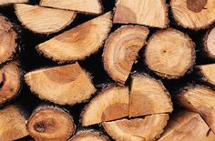 Here is a list of the best firewood based on its heat value and more tips for burning firewood from The Old Farmer's Almanac.