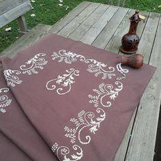 Wedding Gift Wrapping, Wedding Gifts, Picnic Blanket, Outdoor Blanket, Cross Stitch, Wraps, Embroidery, Crochet, Ramadan