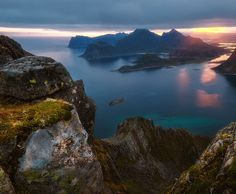 Stornappstind - One from the hardest top in our tour was - Stornappstind. Got up…