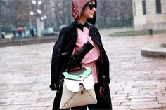 StreetStyle from Milan Feb. 2013