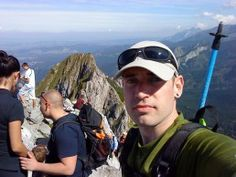Jon Broomhall group leader of up to 9 people per group visiting the Tatra mountain in both Poland and Slovakia