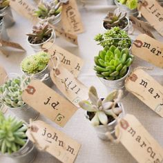 You've still got time! 5 of our favorite easy DIY projects for summer wedding favors {Brinton Studios}