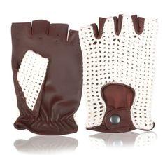 Abito-SENZA-DITA-Guanti-pecora-nappa-leather-mens-Guida-Retro-Classico-Vintage