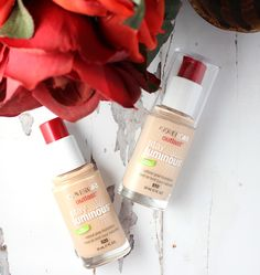 COVERGIRL Outlast Stay Luminous Foundation - Is it a dupe for Armani Luminous Silk Foundation?