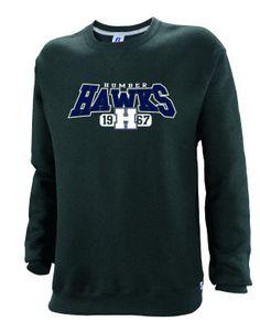 Show your team spirit! #Humbercollege #Humberhawks