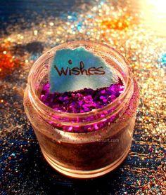 Wishes. are made from glitter. Glitter Rocks, Glitter Make Up, Sparkles Glitter, Glitter Slime, Bling Bling, Cute Images For Dp, Growing Up Girl, Still Photography, Glitter Photography