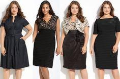 Plus Size Looks for 2013 | papo serio demulher: VESTIDOS PLUS SIZE 2013: MODELOS, FOTOS
