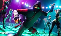 Samsung reveals iKON-inspired Fortnite skin 'IKONIK' and Fortnite emote 'Scenario' to be made exclusive for Galaxy users Epic Games Account, Epic Games Fortnite, Game Wallpaper Iphone, Galaxy Theme, Battle Royale, K Pop Star, New Samsung Galaxy, Gaming Wallpapers, Kpop