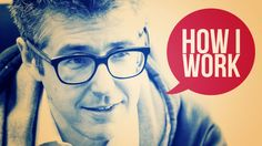 I'm Ira Glass, Host of This American Life, and This Is How I Work