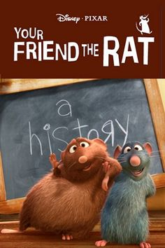Your Friend the Rat - Wikipedia, the free encyclopedia