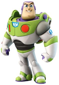 Disney Infinity Figure: Buzz Lightyear (Wave Toy Story in Space Play Set, Included in Play Set) Disney Pixar, Disney Png, World Disney, Disney Toys, Disney Movies, Disney Clipart, Disney Stuff, Toy Story 1995, Toy Story Buzz