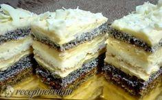 Érdekel a receptje? Kattints a képre! Hungarian Recipes, Hungarian Food, Cheesecake, Food And Drink, Sweets, Mac, Cookies, Romania, Crack Crackers