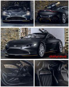 2020 Aston Martin Vantage 007 Edition by Q - Dailyrevs