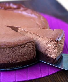 This velvety chocolate brownie cheesecake recipe is a dream come true for chocolate lovers. It is an ultra rich and creamy, fancy dessert that will impress your guests and yet is easy to make!