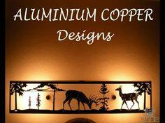 Aluminium Copper Designs