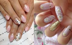 Combinatii de nuante metalice si pastelate pentru manichiura on http://www.beashop.ro/blog/combinatii-de-nuante-metalice-si-pastelate-pentru-manichiura/