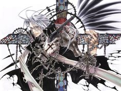 Abel Nightroad/Trinity Blood