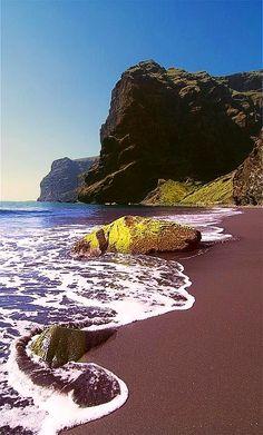✯ Playa de Masca - Tenerife, Canary Islands
