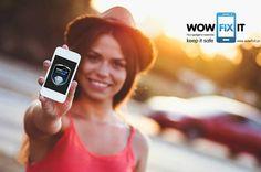 Kratzer, Luftblasen, Wasserschäden - mit der einzigartigen Technologie von WOWFIXIT gehören diese Probleme der Vergangenheit an! ➛ Passend für alle Modelle von Smartphones! #WowFixItAustria #SmartphoneSchutz #Zubehör #Nanotechnologie #Displayschutz Fitbit, Smartphones, Blackberry, Bubbles, Past, Blackberries, Rich Brunette