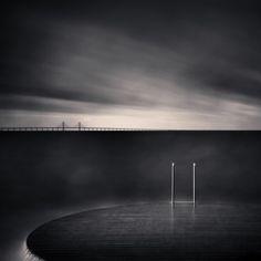 Diving Pier: By Denis Olivier, more artworks https://www.artlimited.net/denisolivier #Photography #Digital #Construction #Edifice #Pier