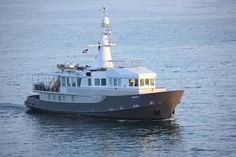 1990 Luxury Converted Tug Power Boat For Sale - www.yachtworld.com