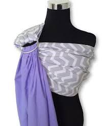Lavender and Grey / White ...