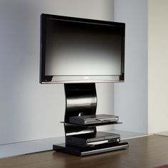 Iconic Iringa Black TV Stand