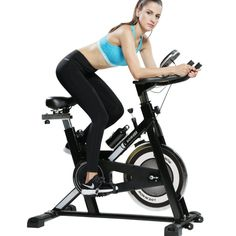 Today Deals 17% OFF L NOW LD-506 Indoor Stationary Cycling Bike with Super Quiet Belt-driven Mechanism | Amazon:   Today Deals 17% OFF L NOW LD-506 Indoor Stationary Cycling Bike with Super Quiet Belt-driven Mechanism | Amazonhttp://bit.ly/2h5wFVN#TodayDeals #DailyDeals #DealoftheDay - The handlebars are designed to comfort your arms and provide stability while work-out. Three different grip positions work for different training targets. With the LCD monitor you could track speed distance…