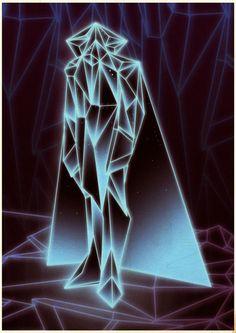 Illustration neon
