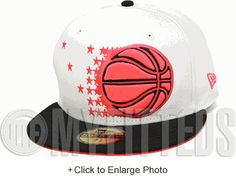 bd11337c2a0 Orlando Magic White Infrared Black Foamposite Weatherman Radar Matching New  Era Hat New Era 59fifty