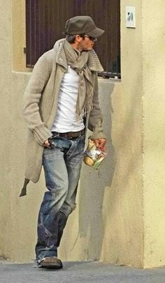 David Beckham in spain
