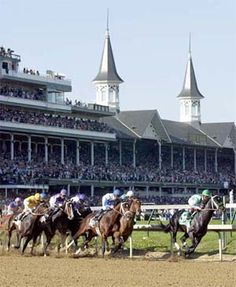 If the Kentucky Derby isn't on your bucket list it should be!  I had no idea a horse race could be so much fun!