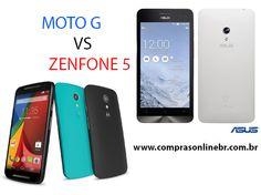 A  Asus enfim lançou o  Zenfone 5 no Brasil para desbancar o posto do  Moto G 2014.  O Zenfone 5 é o melhor custo benefício de 2014 agora. http://www.comprasonlinebr.com.br/moto-g-2014-vs-zenfone-5/