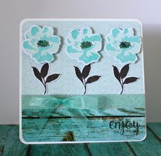 Video Tutorial to make this Card by Alicia McNamara