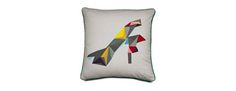 Modern cushions with funny motifs  high heel pillow  Boconcept