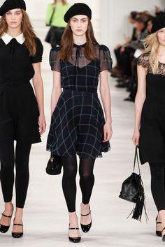 Polo Ralph Lauren at New York Fashion Week Fall 2014