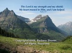 Thank you Lord for always being my strength..