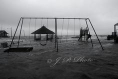 11x14 metallic printed photograph  Hurricane Irene in by JennyPhyl, $27.00