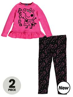 Woolworths Becomes Very Peppa Pig Family, Toddlers, Girl Outfits, Pajama Pants, Tunic, Girls, Clothes, Ideas, Fashion