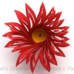 50+ Free Paper Flower Tutorials and Templates