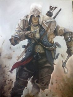 Connor Kenway - Assassins Creed III #AssassinscreedIII #AssassinsCreed3 #Connor #ConnorKenway #Assassins #Ubisoft