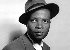 Henry Nxumalo in 1953. (Jurgen Schadeberg). And DRUM Magazine