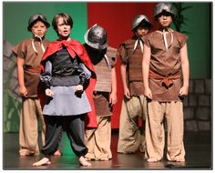 mulan jr costumes   Mulan Jr.
