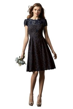 Shop Watters Bridesmaid Dress - Ash in Lace at Weddington Way. Find the perfect made-to-order bridesmaid dresses for your bridal party in your favorite color, style and fabric at Weddington Way.