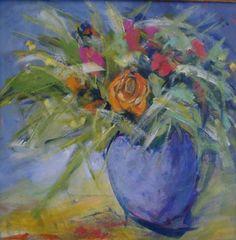 'Bouquet' - Sold Archive, Bouquet, Floral, Painting, Collection, Art, Signs, Florals, Art Background