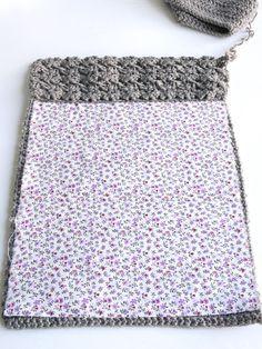 little Hottentot Crochet clutch - and recipe! 3 of 5