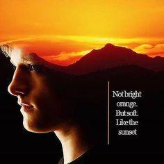 #HungerGamesExplorer     #CatchingFireTrailerLike the sunset